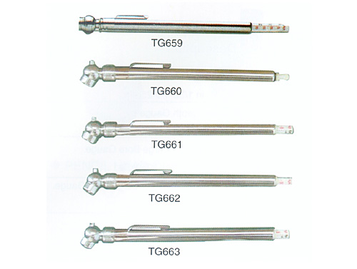 pencil tire air gauges
