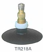 rubber covered valve for tractor and agricultural