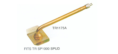 screw on standard bore tube valve for truck and bus