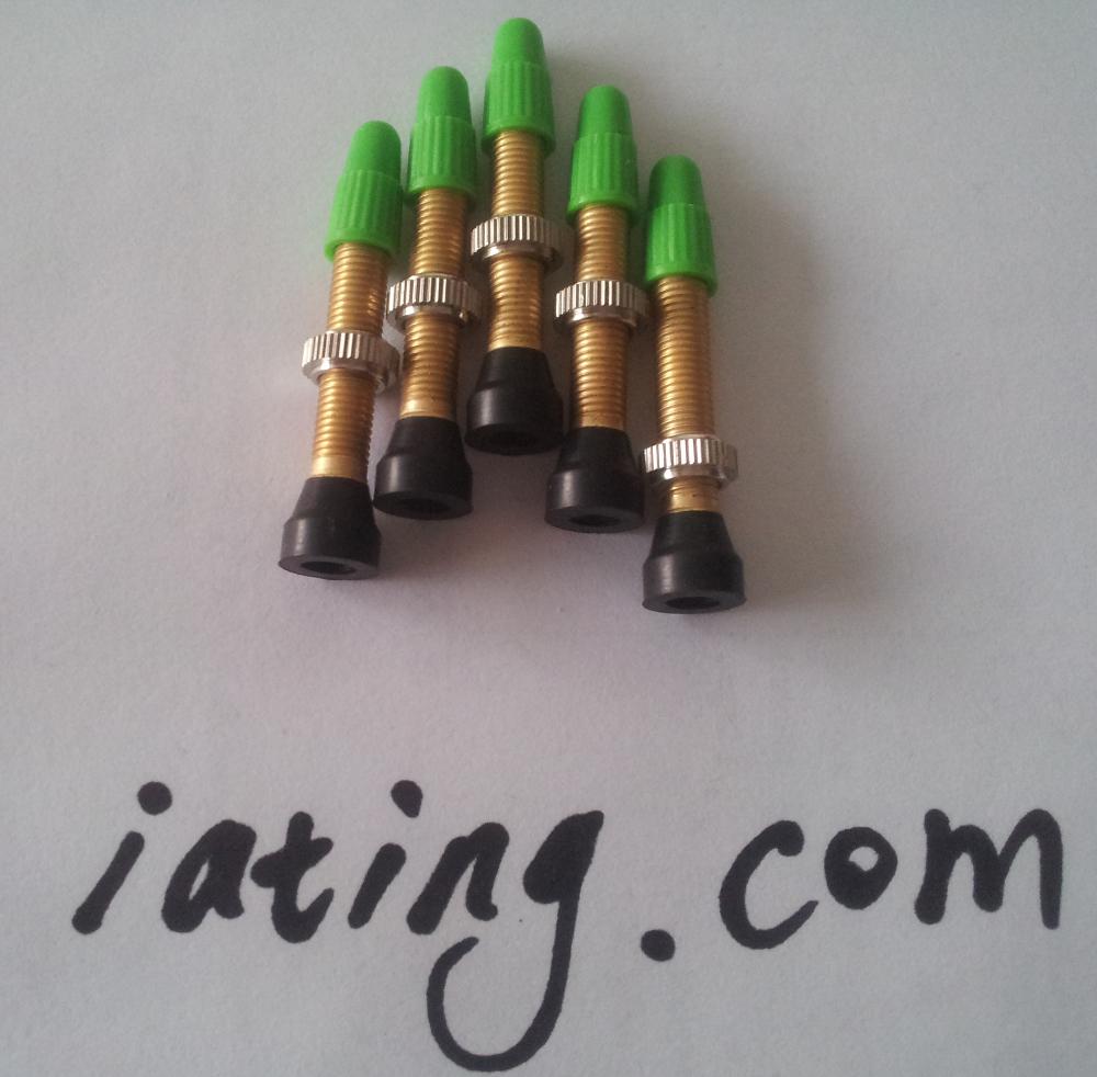 valve tubeless feu vert
